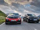 BMW lansează la Frankfurt noile i3 şi i3s