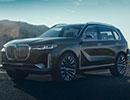 IAA Frankfurt 2017: BMW X7, concept iPerformance prezentat în premieră