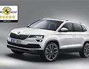 Skoda KAROQ, 5 stele în testele de siguranţă Euro NCAP