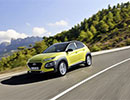 Noul Hyundai Kona, siguranţă de 5 stele la testele Euro NCAP