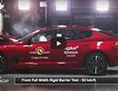 Kia Stinger, siguranţă de 5 stele la testele Euro NCAP