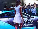 BMW i8 Coupe, Safety Car în Formula E