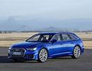 Avangarda: noul Audi A6 Avant
