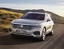 Volkswagen a dezvăluit noul Touareg 2018