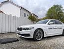 BMW introduce încărcarea prin inducţie