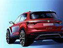 Conceptul VW T-Cross intră în producţie
