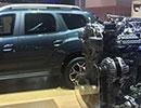 Dacia anunţă la Paris un nou motor în gamă