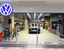 Volkswagen lansează un magazin propriu într-un mall
