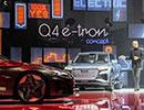 Geneva 2019: Standul Audi prezintă în mod exclusiv autovehicule electrice