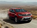 Dacia lansează seria limitată Techroad